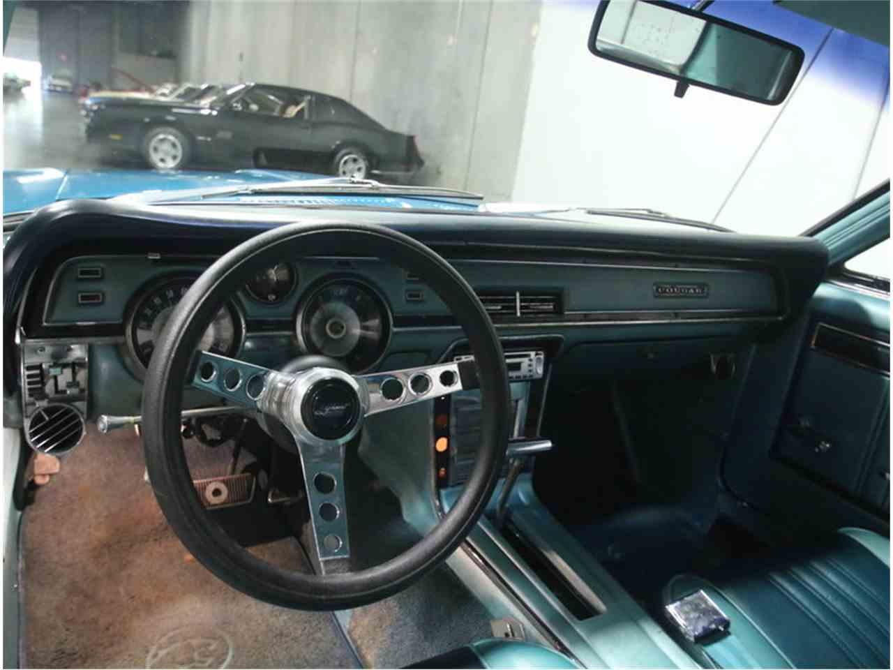 Large Picture of '67 Mercury Cougar located in Georgia - M9SJ