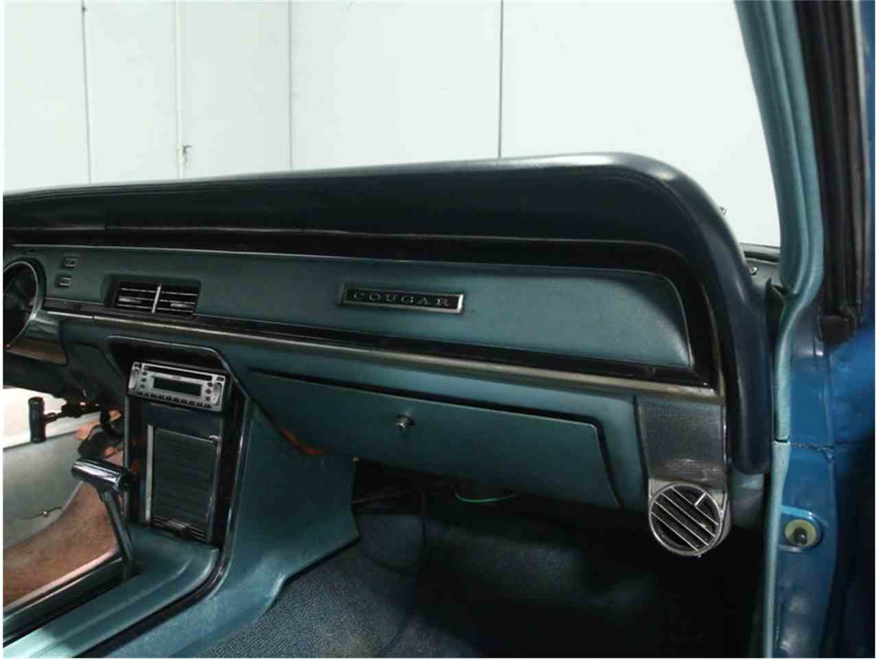 Large Picture of Classic '67 Mercury Cougar - $15,995.00 Offered by Streetside Classics - Atlanta - M9SJ