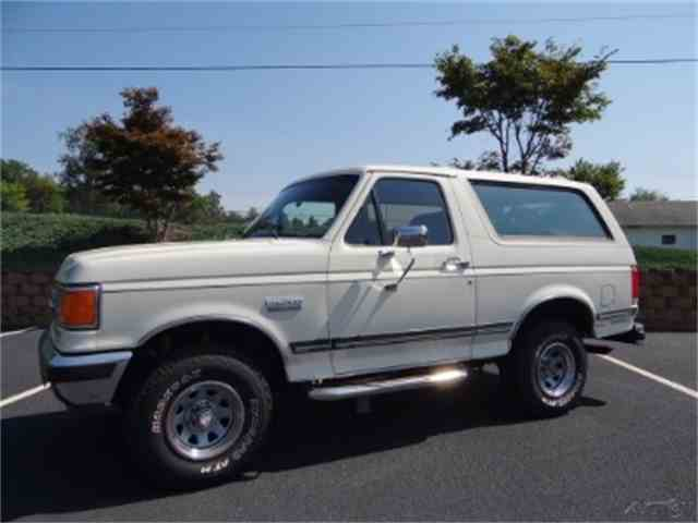 1987 Ford Bronco | 1039124
