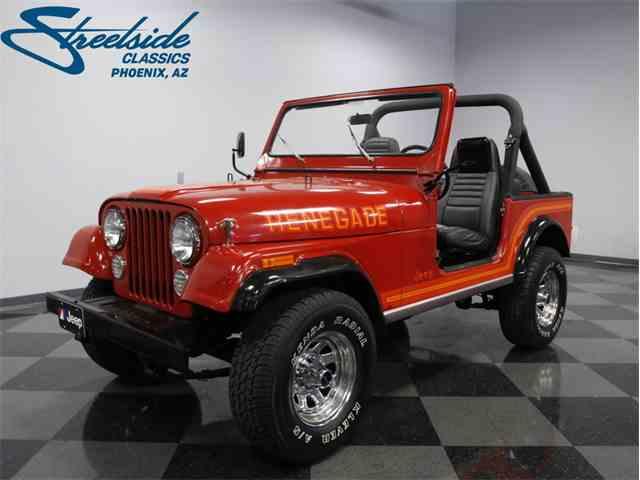1986 Jeep CJ7 | 1039132
