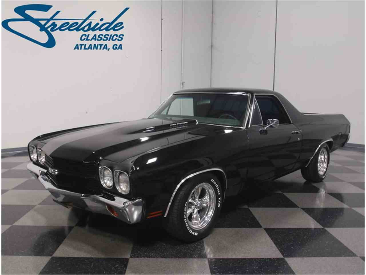All Chevy chevy 1970 : All Chevy » 1970 Chevrolet El Camino Ss - Old Chevy Photos ...