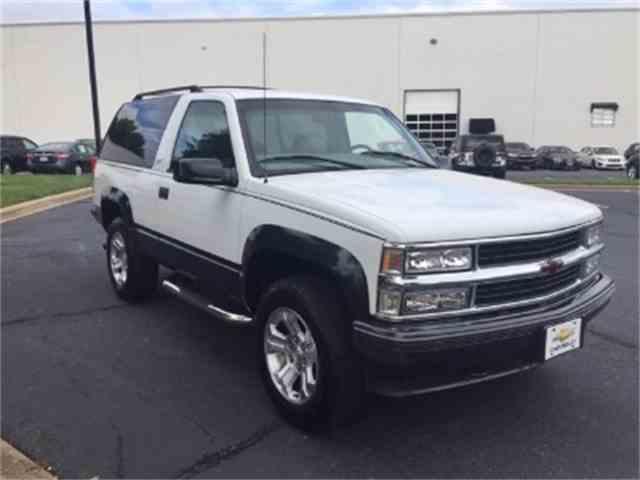 1998 Chevrolet Tahoe | 1039147