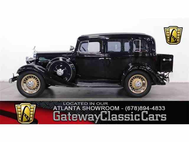 1933 Chevrolet Sedan | 1039159