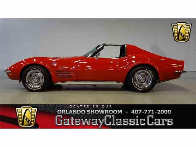 1972 Chevrolet Corvette | 1039169