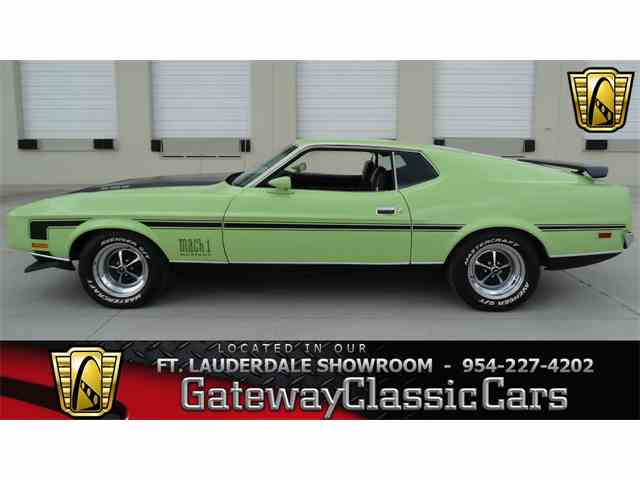 1971 Ford Mustang | 1030917