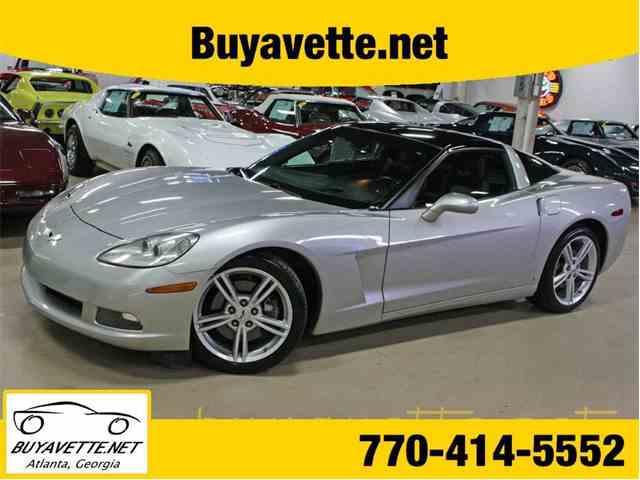 2008 Chevrolet Corvette | 1039183