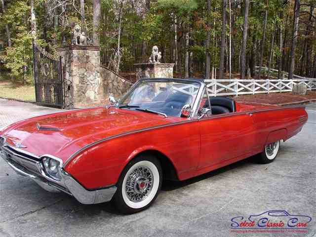 1961 Ford Thunderbird | 1039198