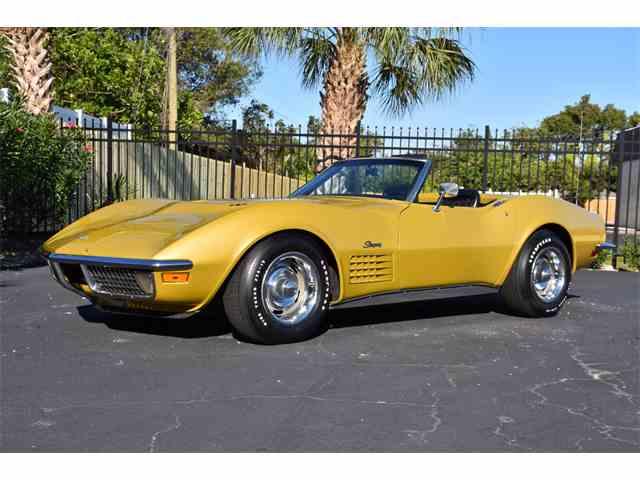 1971 Chevrolet Corvette | 1039207