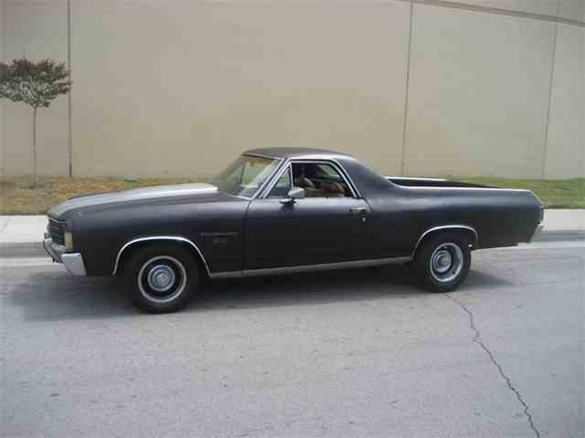 Picture of '72 El Camino - M9V3