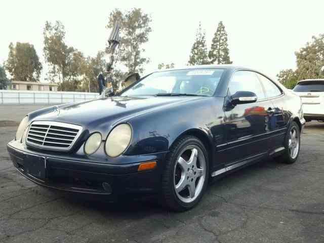 2002 Mercedes-Benz CLK-Class | 1039225
