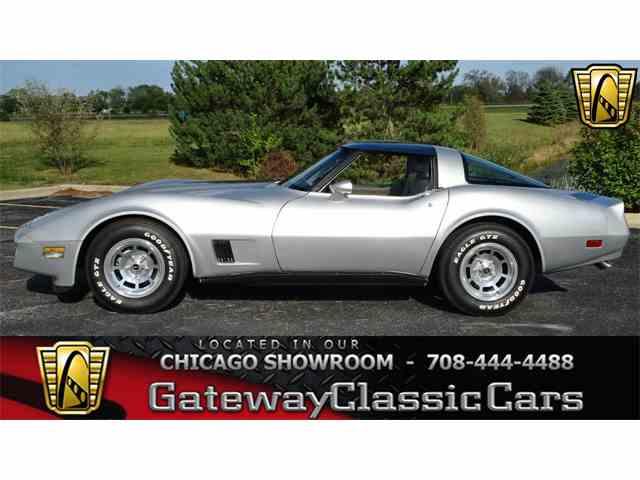 1981 Chevrolet Corvette | 1030925