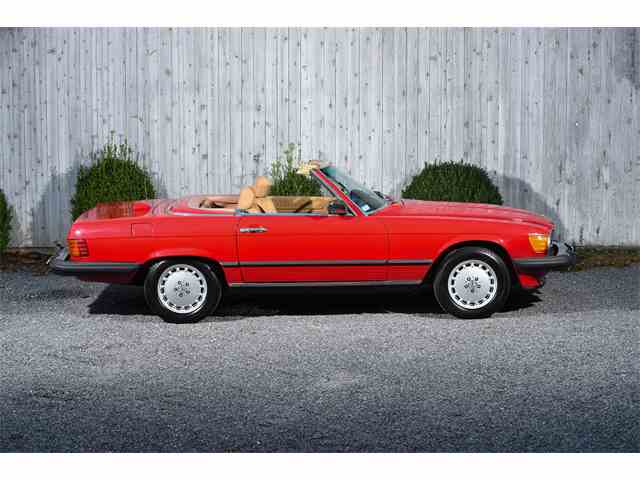 1987 Mercedes-Benz 560SL | 1039250