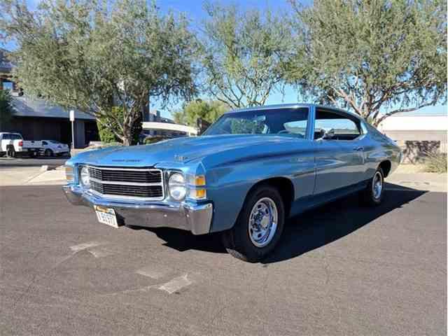 1971 Chevrolet Chevelle | 1039252