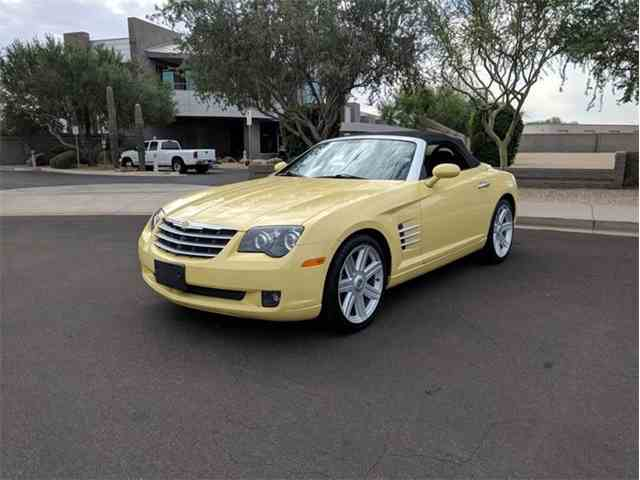 2005 Chrysler Crossfire | 1039260
