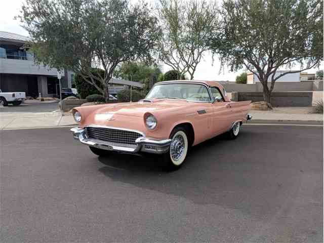 1957 Ford Thunderbird | 1039261
