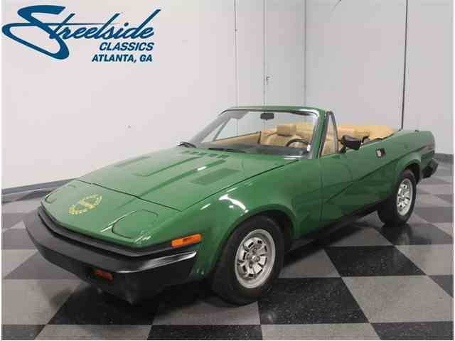 Picture of 1980 Triumph TR7 located in Georgia - $17,995.00 Offered by Streetside Classics - Atlanta - M9WU