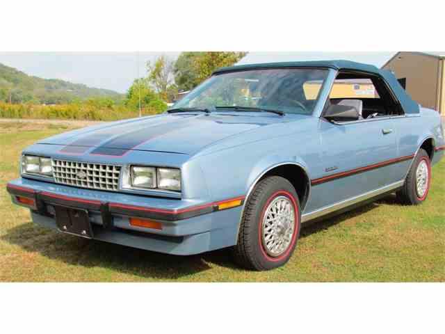1984 Chevrolet Cavalier | 1030928