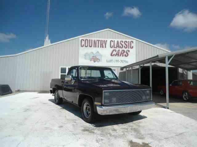 1985 Chevrolet C10 | 1030929