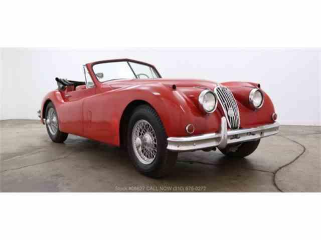 1955 Jaguar XK140 | 1030093