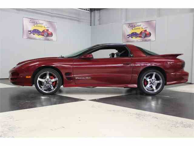 2001 Pontiac Firebird Trans Am | 1039305