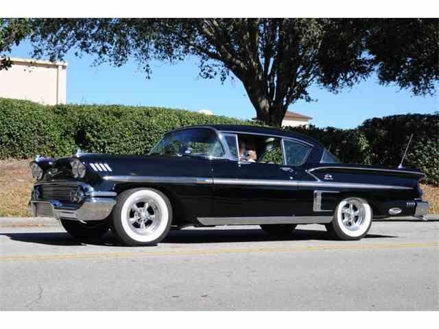Picture of '58 Impala - M9XO