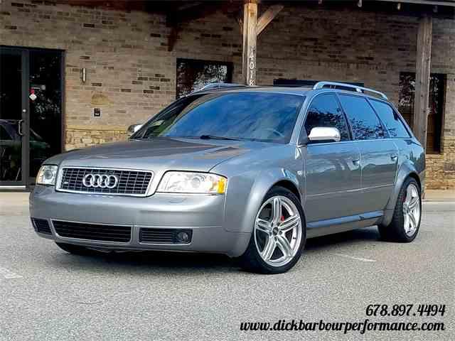2003 Audi S6 Quattro | 1039309