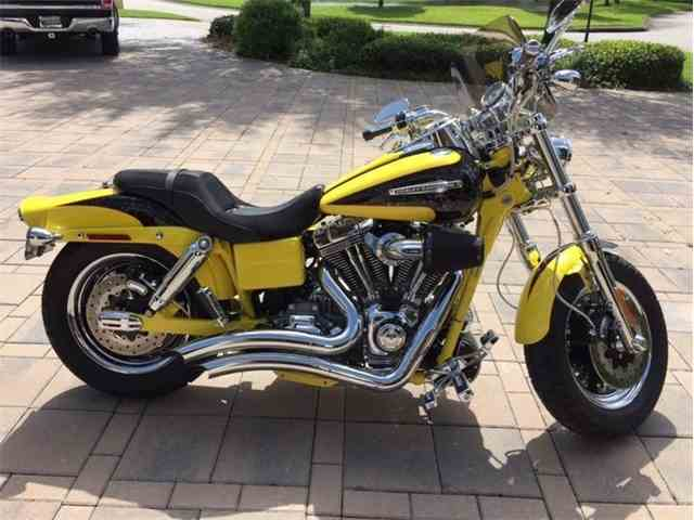 2009 Harley-Davidson Fat Boy CVO Motorcycle | 1039335