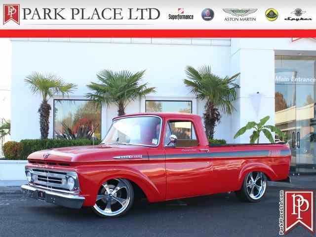 1962 Ford F100 | 1039337