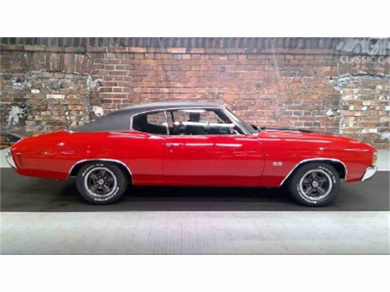 Large Picture of '71 Chevelle - M9YJ