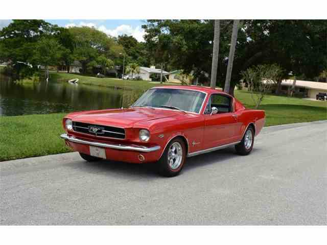 1965 Ford Mustang | 1039352