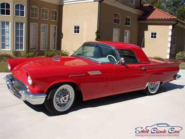 1957 Ford Thunderbird   1039360