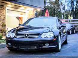 2003 Mercedes-Benz SL55 for Sale - CC-1039365