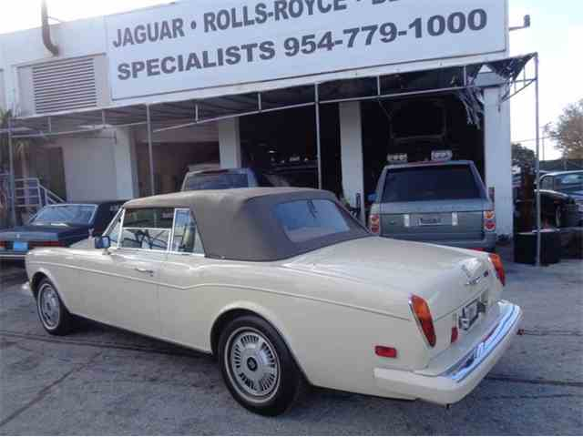 Picture of '85 Rolls-Royce Corniche located in Florida - $59,950.00 Offered by Prestigious Euro Cars - M9ZD
