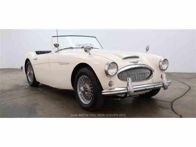 1962 Austin-Healey 3000 | 1030937