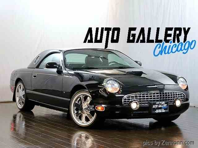 2002 Ford Thunderbird | 1039376