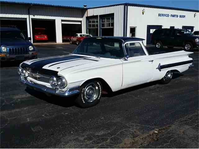 Picture of '60 Chevrolet El Camino - $9,990.00 Offered by Dream Cars of the Carolinas - M9ZP