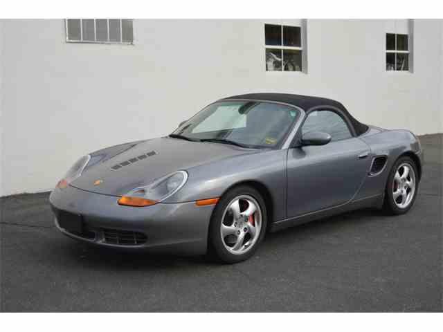 2001 Porsche Boxster | 1039390
