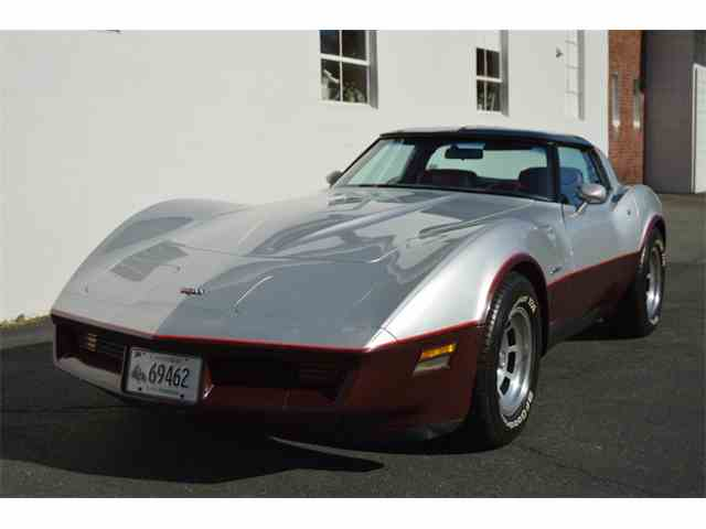 Picture of '82 Corvette - MA01