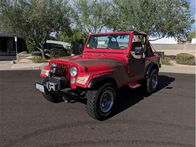 1985 Jeep CJ7 | 1039394