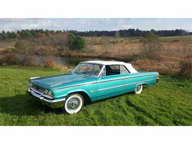 Picture of '63 Galaxie 500 - MA0C