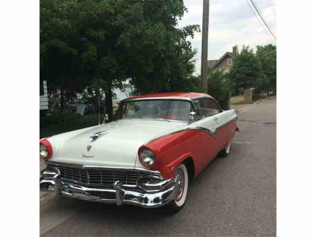 Picture of '56 Ford Victoria located in Michigan - $32,900.00 Offered by Classic Car Deals - M3HA