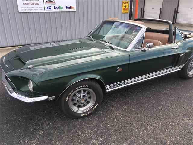 1968 Shelby GT500 | 1039424