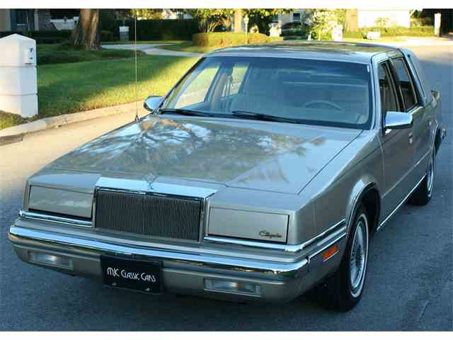 1991 Chrysler New Yorker | 1039425