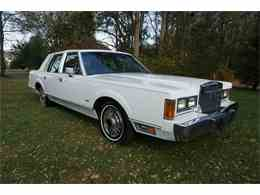 Picture of '89 Town Car located in Monroe New Jersey - $7,950.00 Offered by Lance Motors - MA1A
