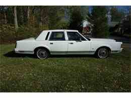 Picture of 1989 Town Car located in Monroe New Jersey Offered by Lance Motors - MA1A