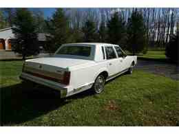 Picture of 1989 Town Car located in New Jersey Offered by Lance Motors - MA1A