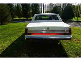 Picture of '89 Lincoln Town Car located in New Jersey Offered by Lance Motors - MA1A