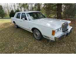Picture of '89 Town Car located in Monroe New Jersey Offered by Lance Motors - MA1A