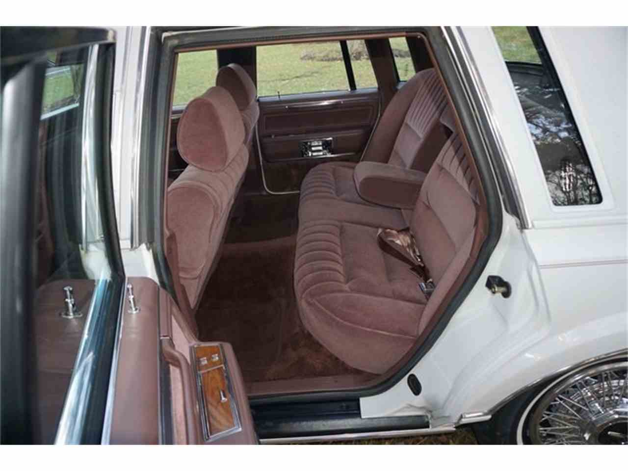 Large Picture of 1989 Lincoln Town Car located in Monroe New Jersey - MA1A