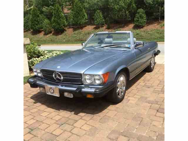 1985 Mercedes-Benz 380SL | 1039441